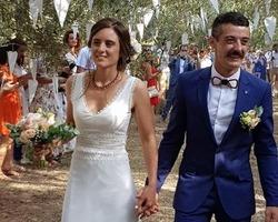 L'arrivée des mariés -Gérald Animation-Mariage-